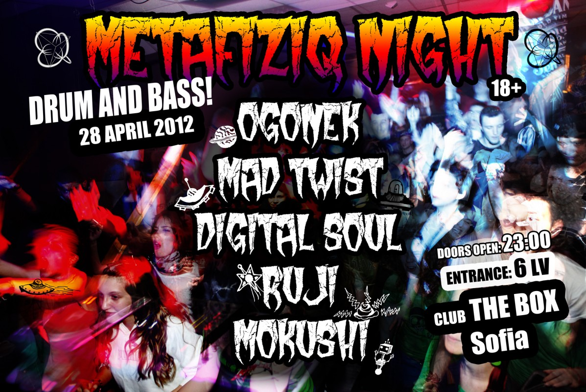 METAFIZIQ NIGHT :: 28 April 2012!